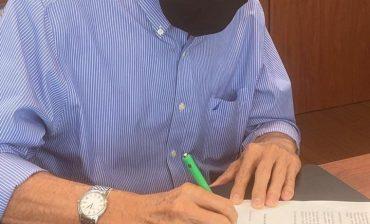 Ante el Alcalde Juan Carlos Cárdenas Rey, Presidente de la Junta Metropolitana, tomó posesión el arquitecto Álvaro Pinto Serrano como nuevo Director General del AMB