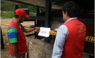Autoridad Ambiental ejerce protección de los recursos naturales y aplica medidas preventivas a lo largo de la quebrada La Iglesia