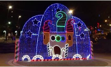 Esta noche AMB enciende la luz de navidad con festiva y colorida novena de aguinaldos en el parque de Las Cigarras