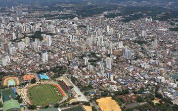 Durante el segundo semestre del año 2019, el AMB desarrolla la actualización catastral para 86 mil predios urbanos y rurales de Bucaramanga