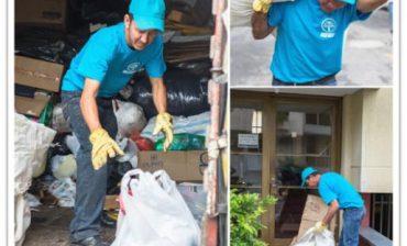 Avanza segunda semana de prueba piloto de la cuarta ruta para la recolección del material reciclable