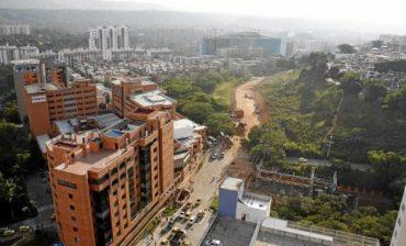 Área Metropolitana de Bucaramanga dio inicio a obras de la Transversal de El Bosque