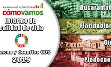 COMUNICADO DE PRENSA – En relación a la información difundida por el Informe de Calidad de Vida «Bucaramanga Metropolitana, cómo vamos»