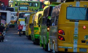 AMB adelanta indagaciones por quejas presentadas por los transportadores frente a la reducción de la tarifa del pasaje de bus implementada por algunos conductores