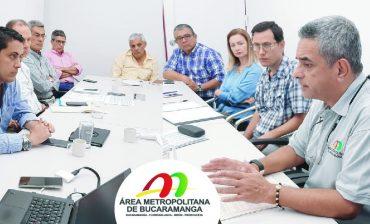 Ante los directivos gremiales de la ciudad y la región, el Área Metropolitana socializó  los alcances y responsabilidades del proceso de habilitación como Gestor Catastral entregado por el IGAC el pasado mes de enero