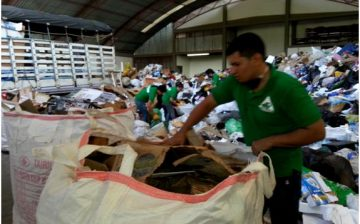 Comparativos de las dos semanas de reciclaje indican que aumentó en 126,29 % el material separado en el área metropolitana