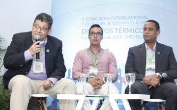 'Se abren paso los Distritos Térmicos en Colombia': conclusión del Segundo Congreso Internacional por la Capa de Ozono y el Clima en el que participó el AMB