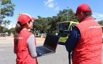 Balance del Día sin carro y sin moto. El AMB identificó 21 'buses chimenea', que deberán presentar nuevas pruebas de emisión de gases