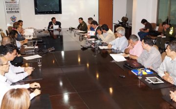 Existe acompañamiento institucional y ciudadano para ordenar la movilidad en el área metropolitana de Bucaramanga