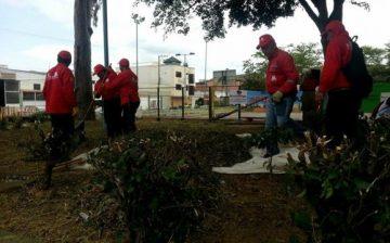 """Hoy barrio Fontana se """"sintoniza"""" con Materiales al Parque y realiza su propia Reciclatón"""