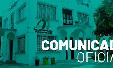 AMB y CDMB reafirman el propósito de acción interinstitucional conjunta para enfrentar la emergencia sanitaria por COVID-19 y la situación ambiental de la ciudad y la región, que afecta la salud pública de los habitantes del territorio metropolitano