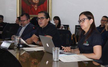 Director General del AMB, arquitecto Rodolfo Torres Puyana, presentó el Informe de Gestión institucional del año 2018 ante el Concejo de Bucaramanga