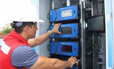 Tres estaciones para monitoreo de calidad del aire en Bucaramanga y Floridablanca registraron el rango de Bueno, al finalizar septiembre. Se realiza mantenimiento en las dos estaciones restantes