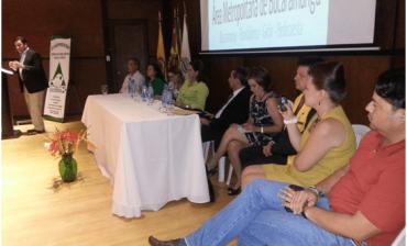 AMB promoverá ambiciosa campaña para incrementar el reciclaje en el Área Metropolitana