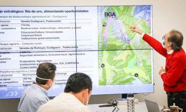 Ante la Junta Metropolitana el arquitecto Samuel Jaimes Botía presentó el Plan de Acción 2020 del AMB 'Un territorio vital e inteligente'