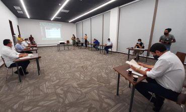 Por votación unánime de la Junta Metropolitana, este viernes 27 de noviembre fue elegido como Director General del AMB el arquitecto Álvaro Pinto Serrano