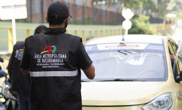 AMB continúa adelantando acciones para optimizar el transporte público y combatir la informalidad
