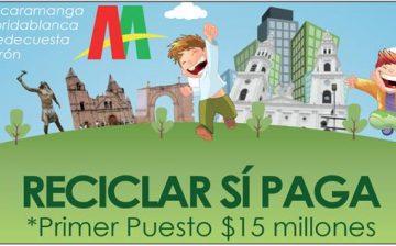 """Concurso """"Mi conjunto, mi sector el que más recicla"""" premia la cultura ciudadana en el Área Metropolitana"""