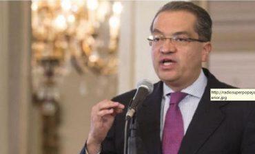 Ministro del Interior Fernando Carrillo presenta este viernes en Bucaramanga nueva ley de Áreas Metropolitanas