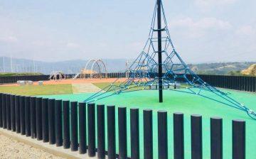 93 % de avance registra la construcción del Parque Contemplativo El Carrasco