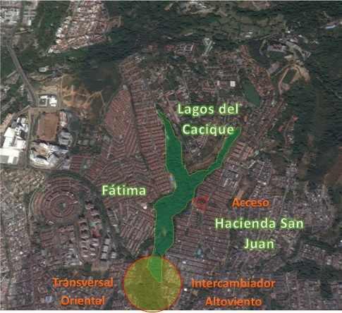 Parque Metropolitano Las Mojarras