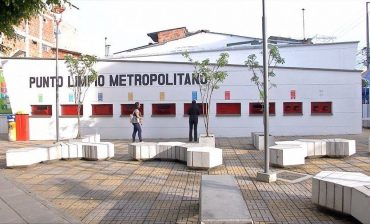 Punto Limpio Metropolitano, sitio de acopio de la Décima Jornada de Recolección de Residuos Posconsumo en los días 15 y 16 de mayo