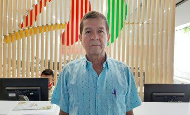El médico Helkin Chaparro Garnica, en representación de la Fundación Escuela Ecológica del Nororiente, fue elegido como nuevo delegado de las ONG ante la Junta Metropolitana