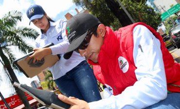 AMB inició elaboración del mapa estratégico de ruido del municipio de Bucaramanga, con puntos de monitoreo en 5 zonas priorizadas