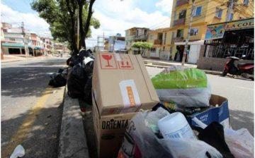 En Floridablanca crean 'sala de crisis' por la negativa ciudadana de reciclar