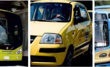 Acuerdos metropolitanos 016, 017 y 018 del 2019 establecen las tarifas del transporte público que estarán vigentes a partir del 1 de enero de 2020 en Bucaramanga, Floridablanca, Piedecuesta y Girón
