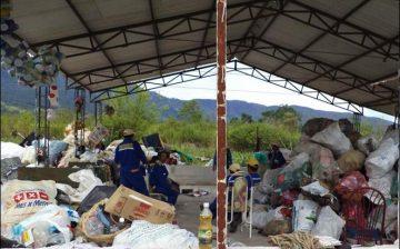 17.8 toneladas de reciclaje se recolectaron en Piedecuesta durante la segunda semana de aplicación de la medida