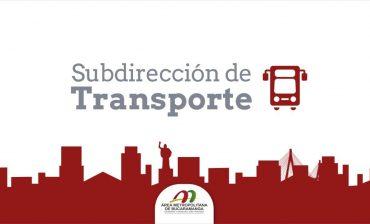 El AMB avanza en la evaluación de las posibilidades de ajuste del transporte público colectivo metropolitano. Ante los representantes legales de las empresas se presentaron los planes pilotos de nuevos servicios y los mecanismos de seguimiento y control que se tendrán