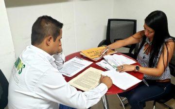 Municipio de Girón hizo entrega formal al AMB de la base de datos documental y digital perteneciente al transporte público individual de pasajeros