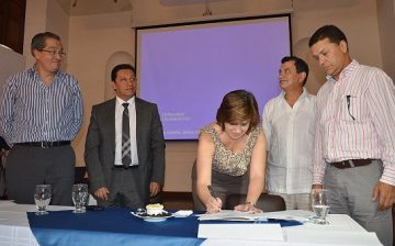 Área Metropolitana del Valle de Aburrá firmó convenio con el AMB para asesorar adopción de funciones como Autoridad Ambiental Urbana