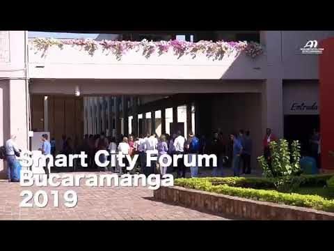 GRACIAS por hacer parte de SMART CITY FORUM BUCARAMANGA 2019, COLABORAR PARA TRANSFORMAR